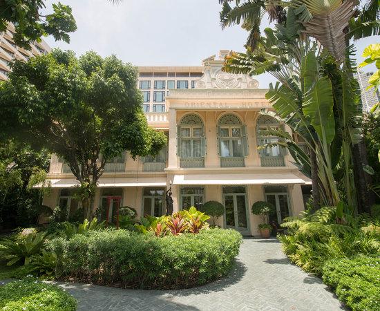 oriental hotel Bangkok 2