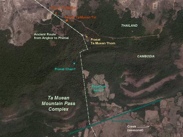 carte temples Muen tom