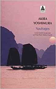 naufrages Akira yoshimura