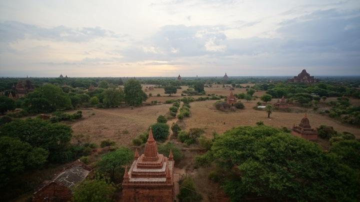 temple de bagan photos