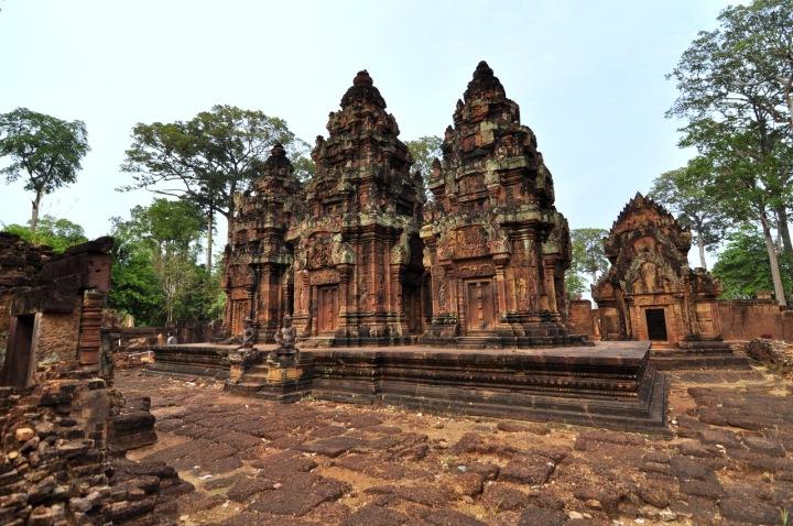 Temple_Banteay_Srey_Siem_Reap_Cambodge_2