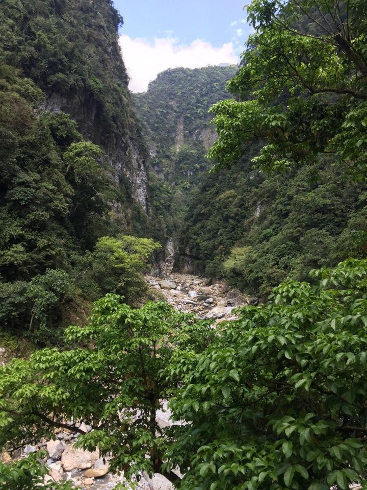 Shakadang Trail, Taroko National Park, Taiwan