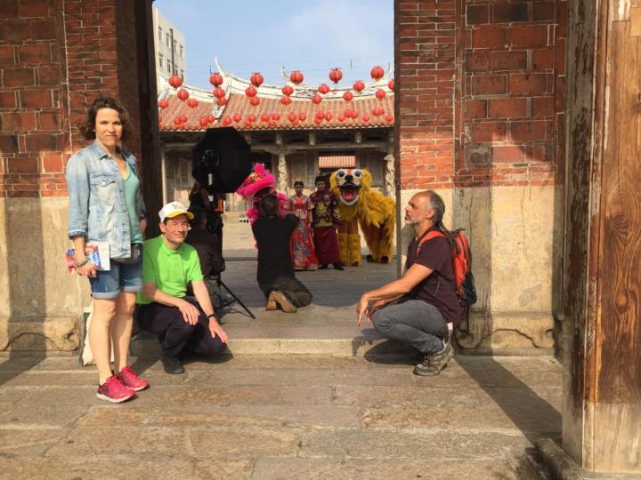 TaiwanLukang2Longshan temple